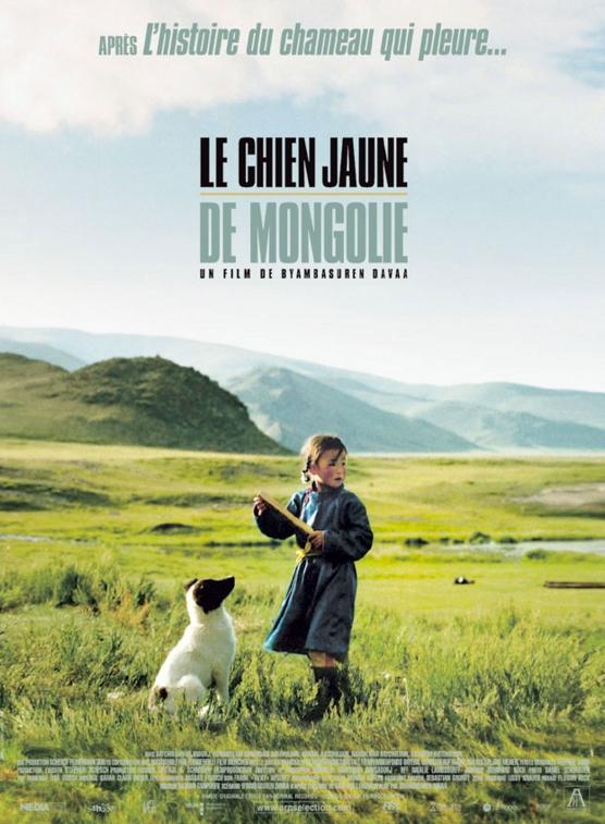 Drame Le Chien jaune de Mongolie