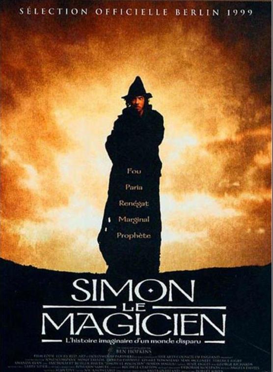 Drame Simon le magicien