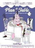 Comédie Plan de table