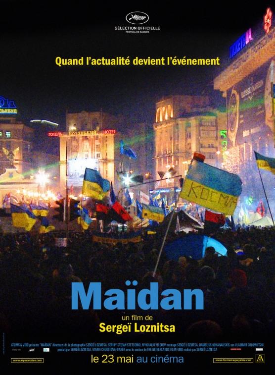 Documentaire  Maïdan
