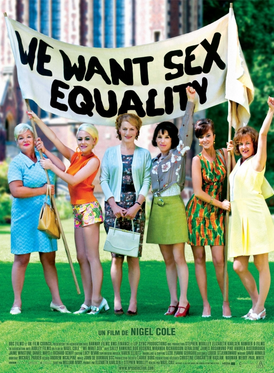 Comédie We Want Sex Equality
