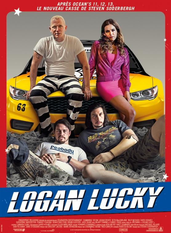 Comédie  Logan Lucky