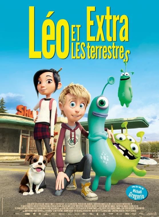 Animation  Léo et les extraterrestres