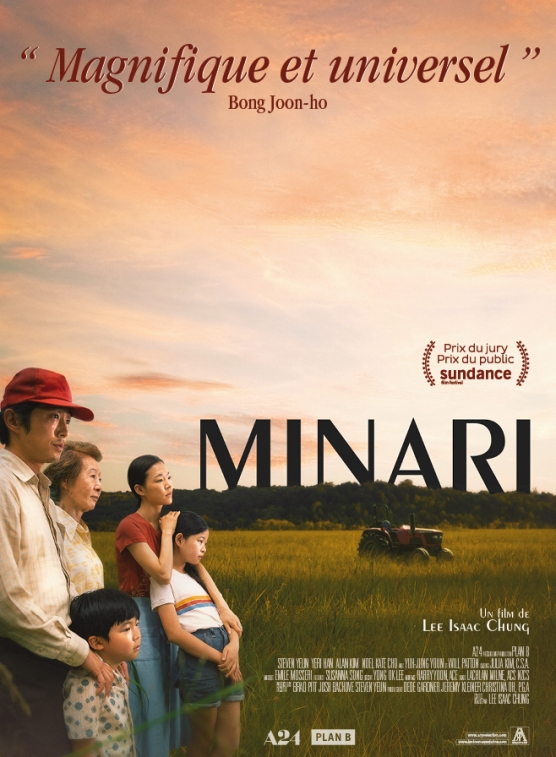 Drame MINARI