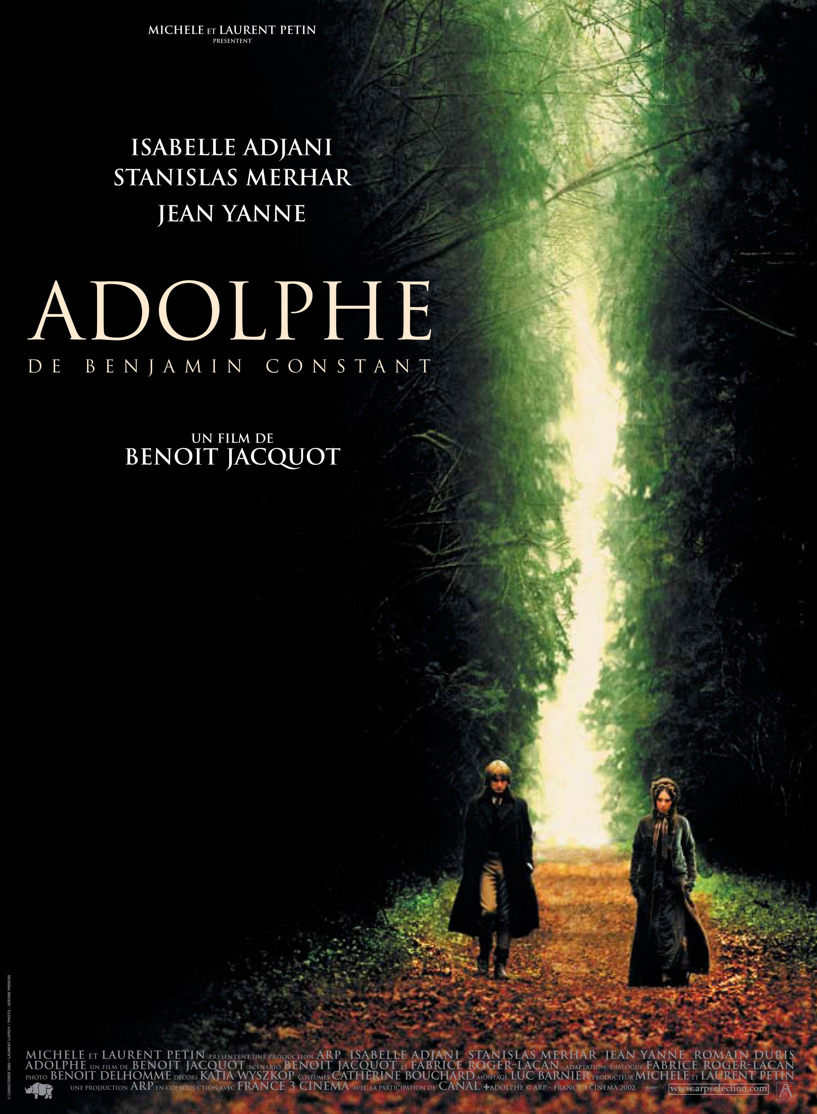 Drame  Adolphe