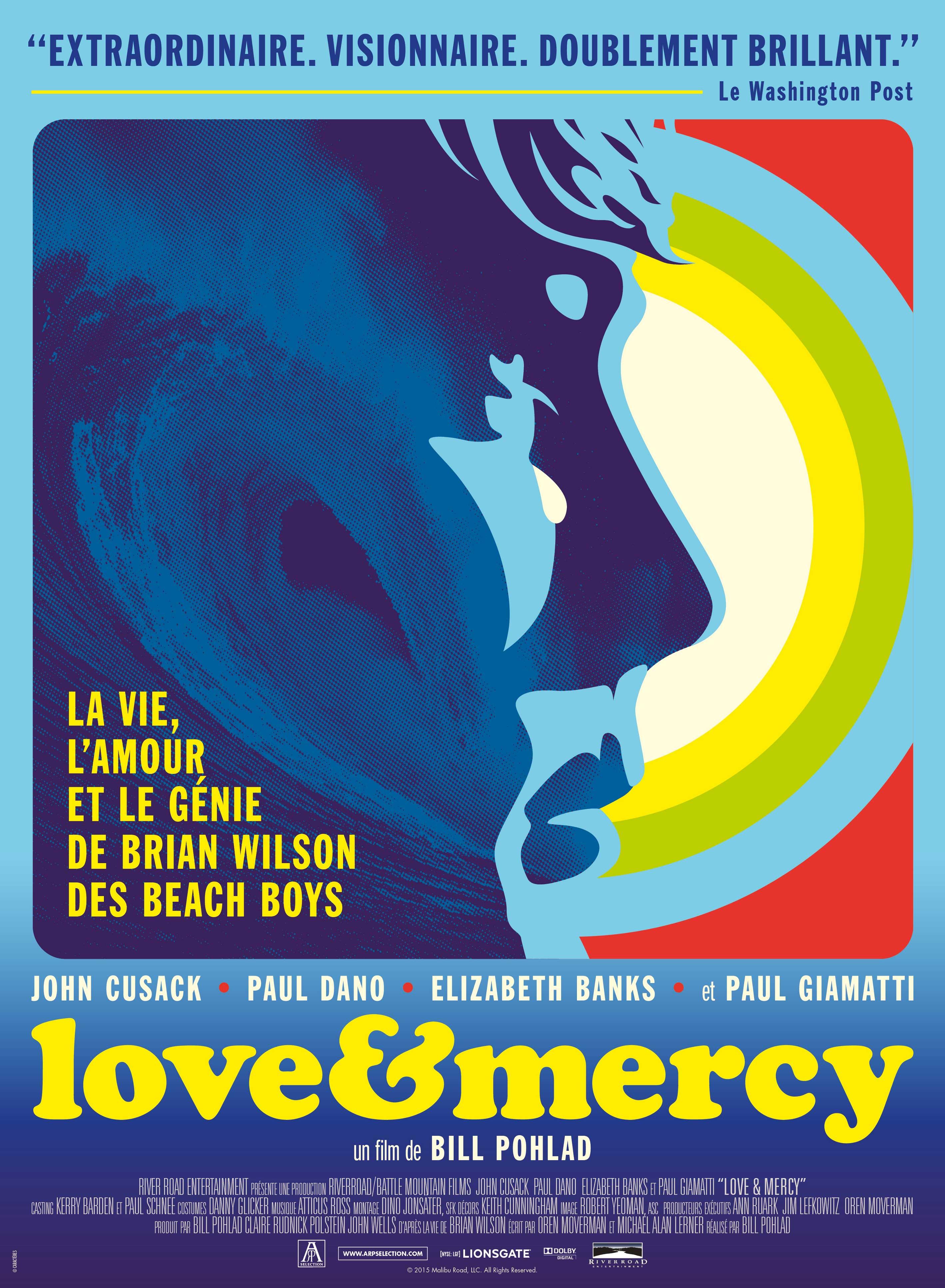 Comédie dramatique  Love & Mercy