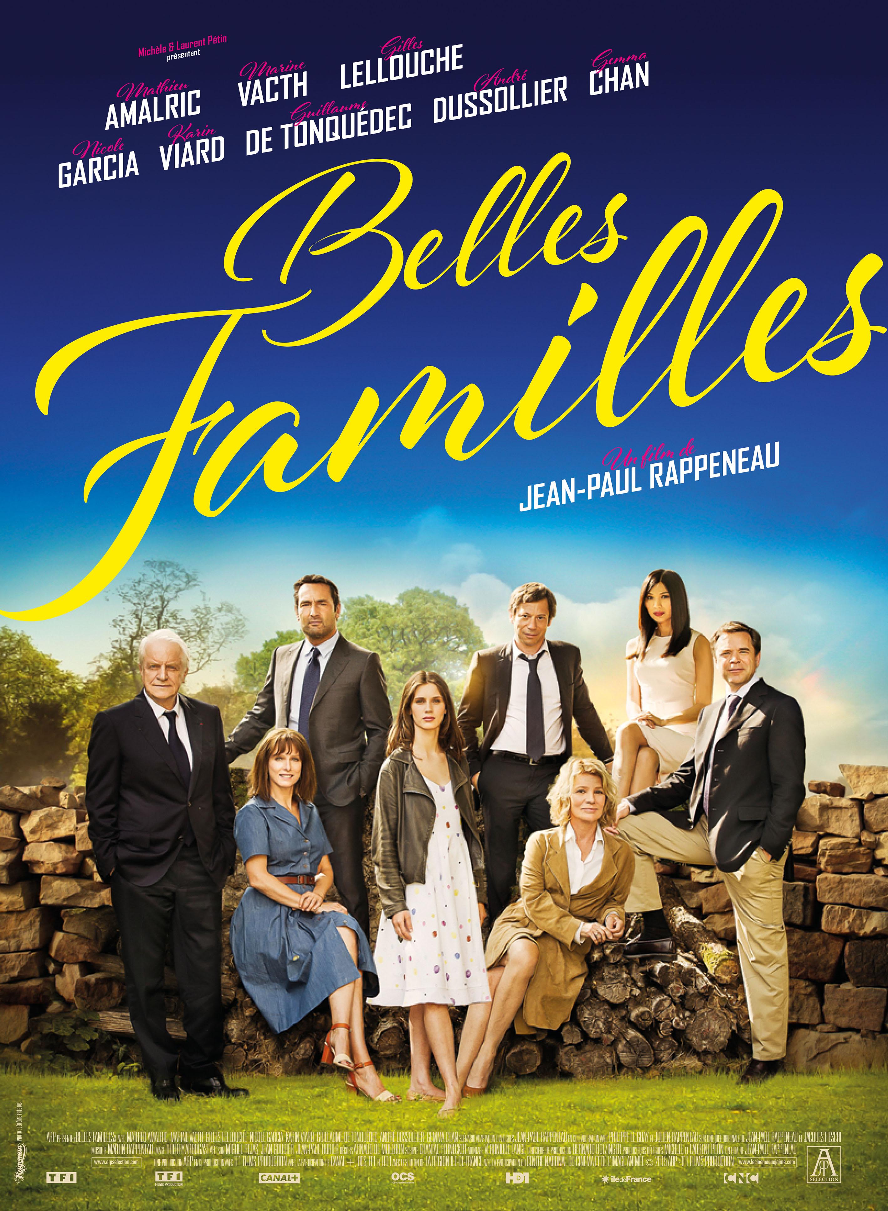 Comédie  Belles Familles