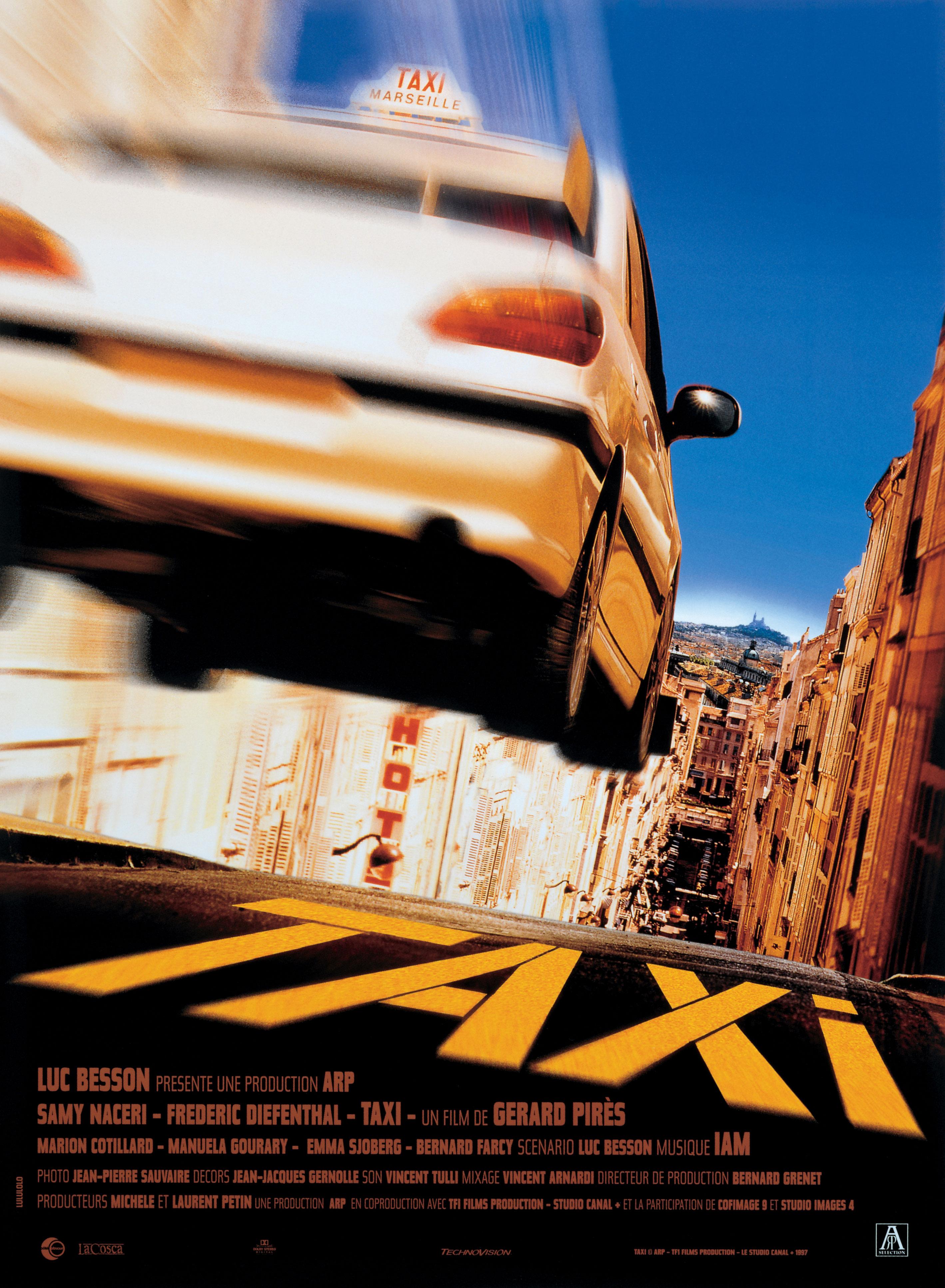 Comédie  Taxi