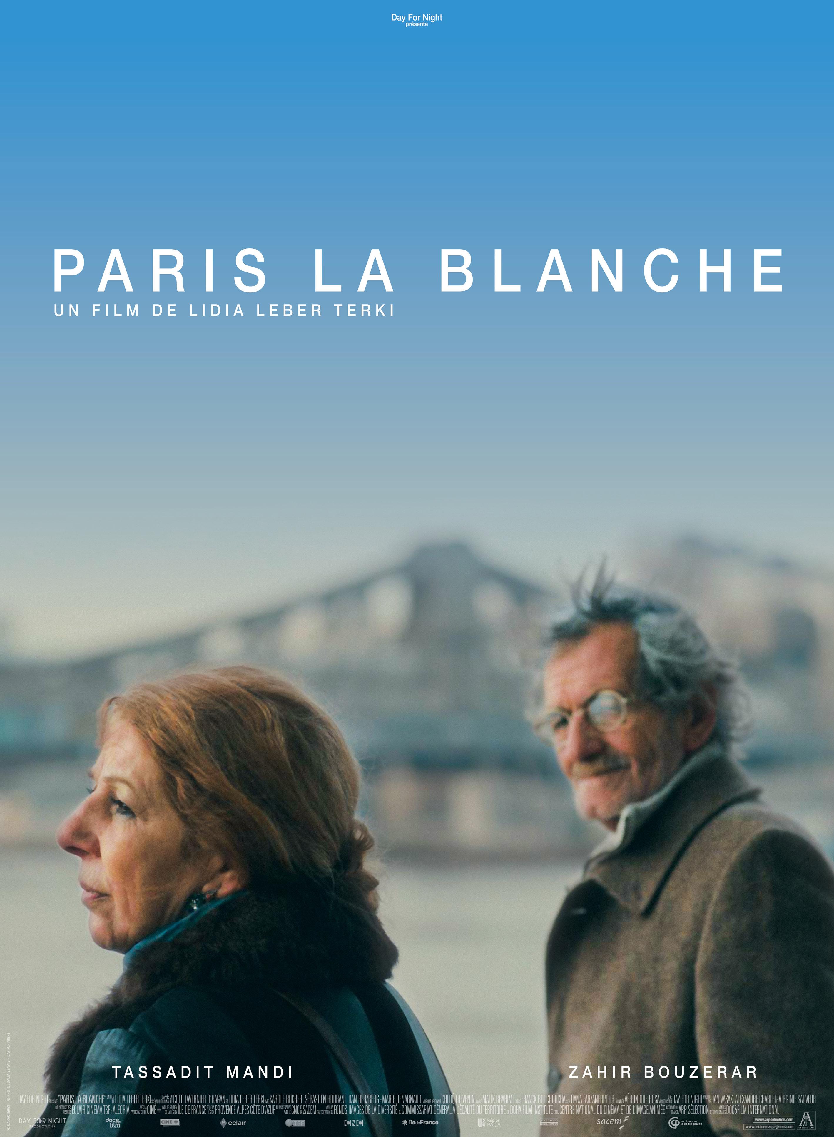 Drame  Paris la blanche