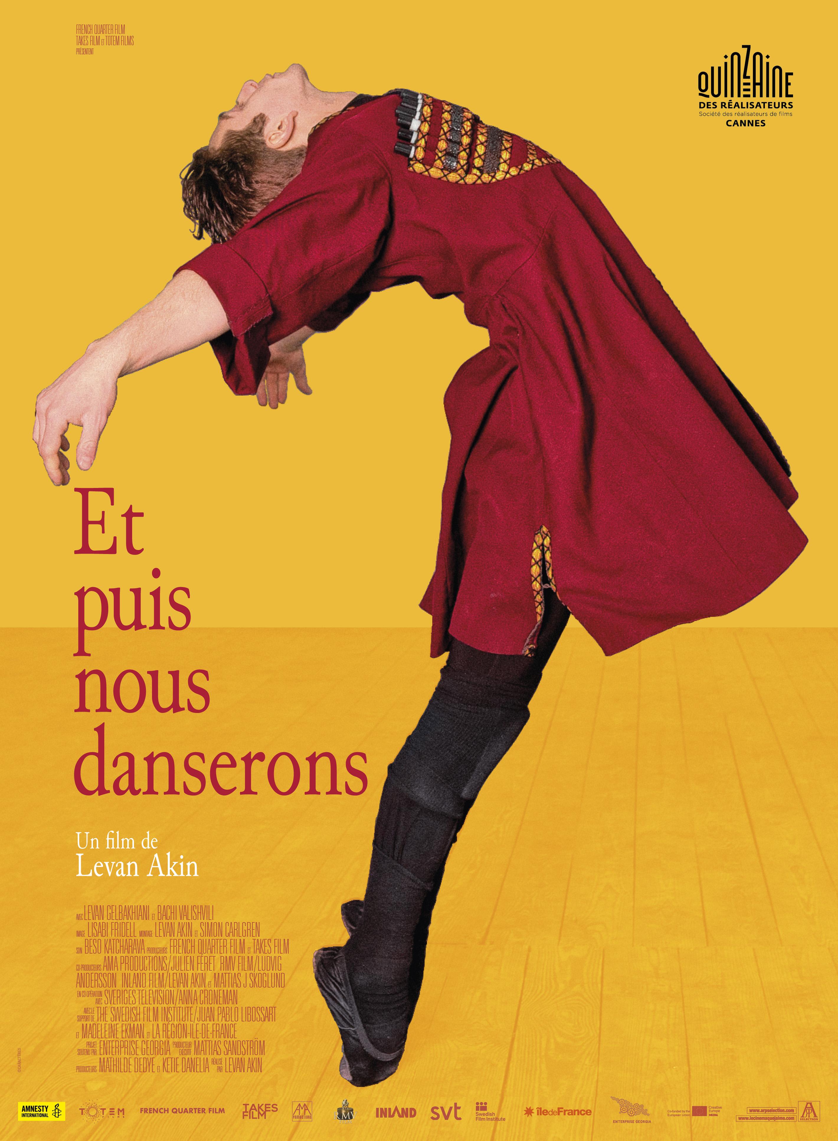 Drame  Et puis nous danserons