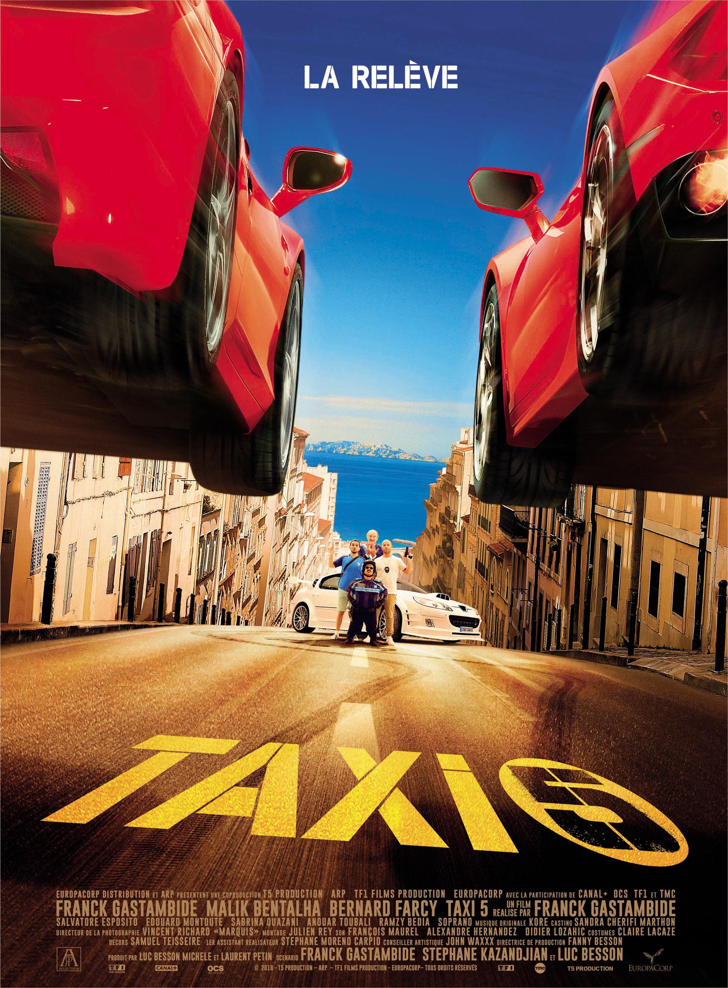 Taxi 5 - L'événement
