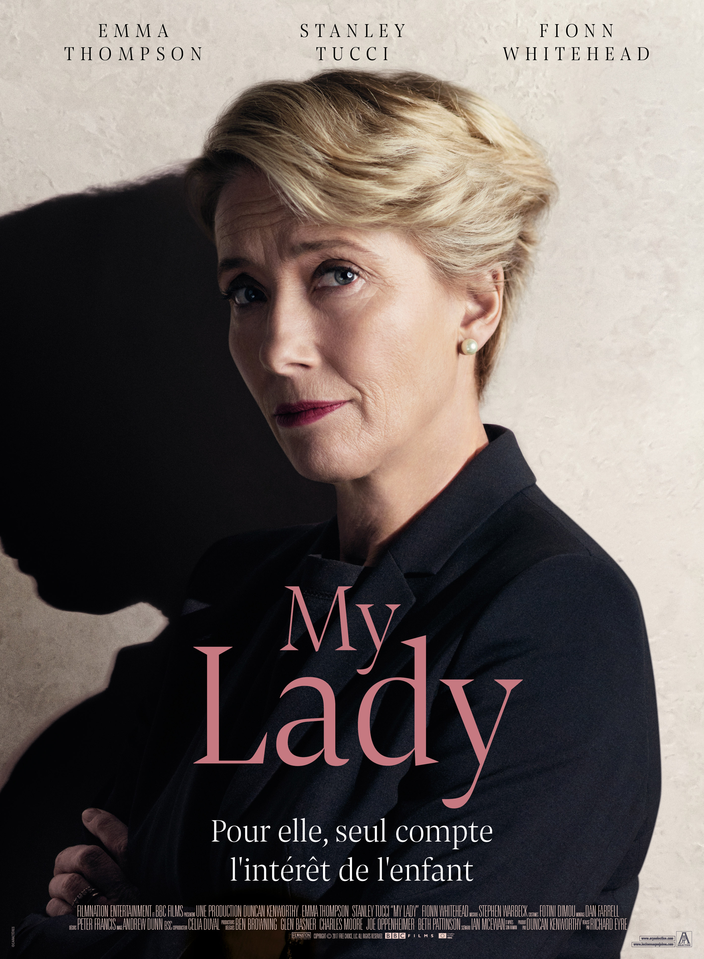 My Lady - A l'affiche