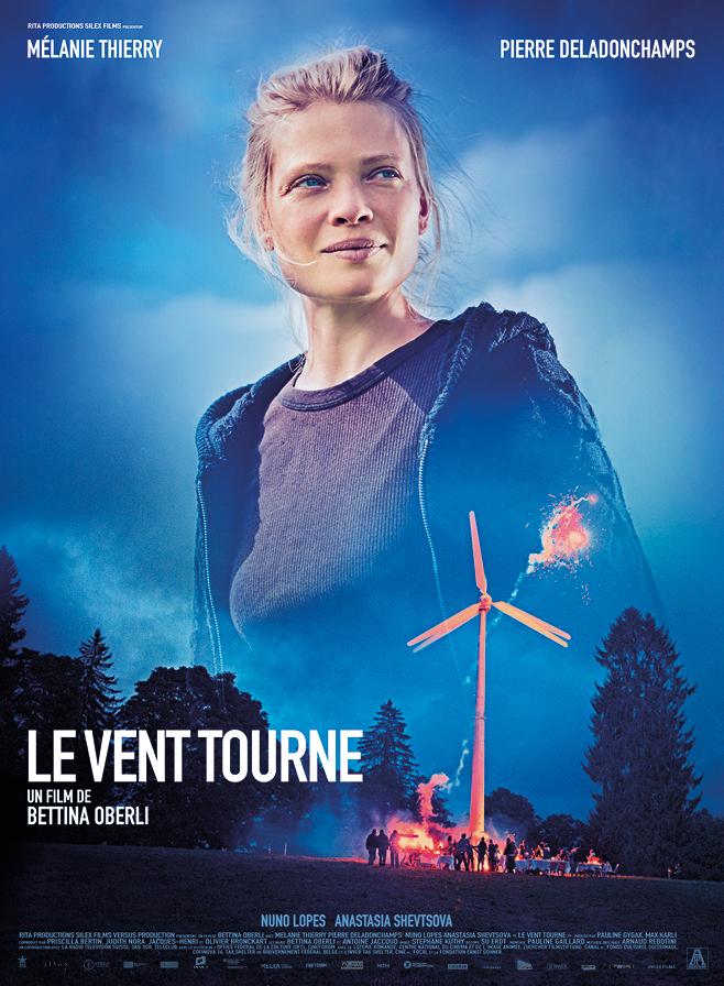Le Vent Tourne - A l'affiche