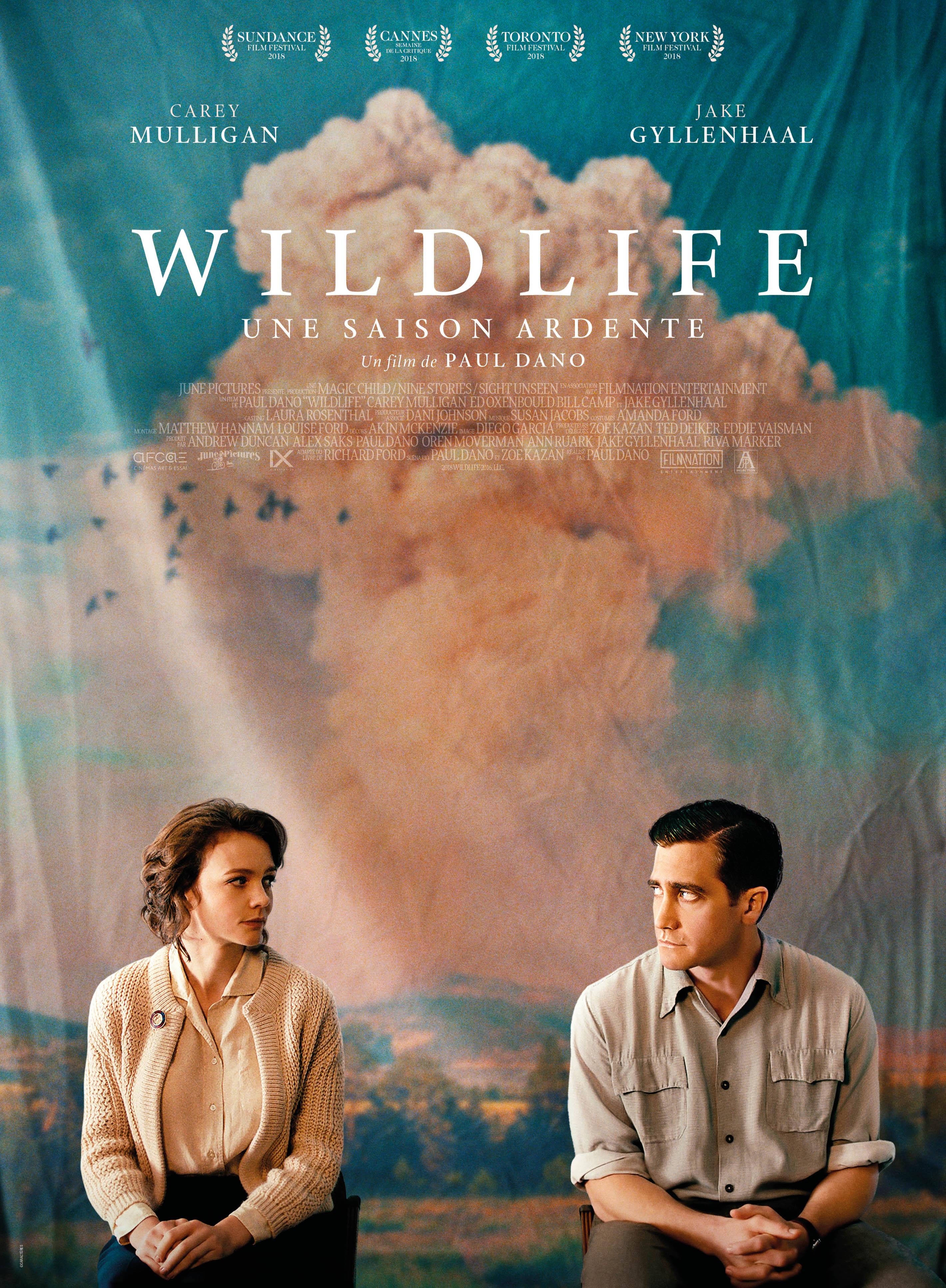 Wildlife - Une Saison ardente - A l'affiche