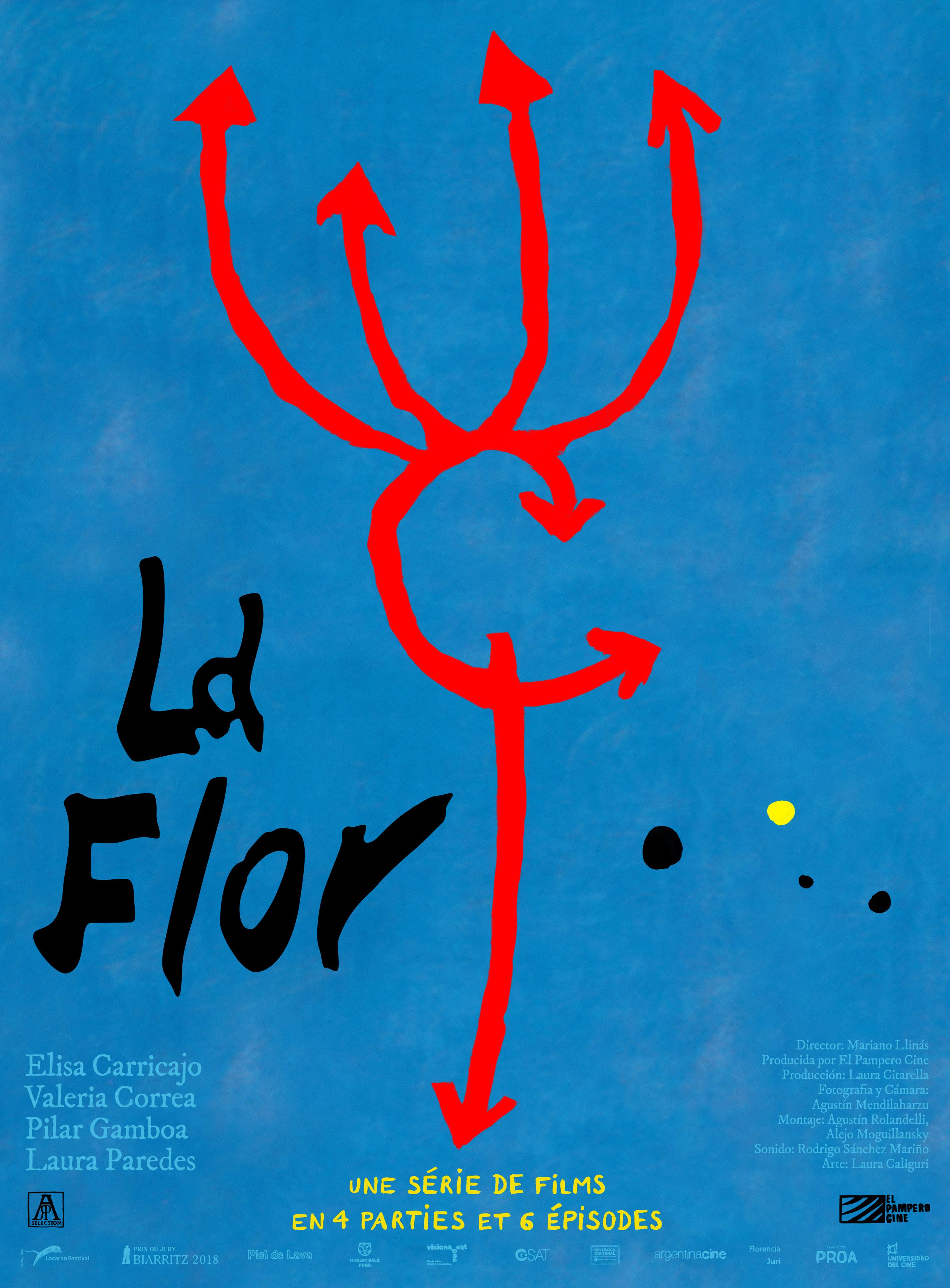 La Flor - A l'affiche
