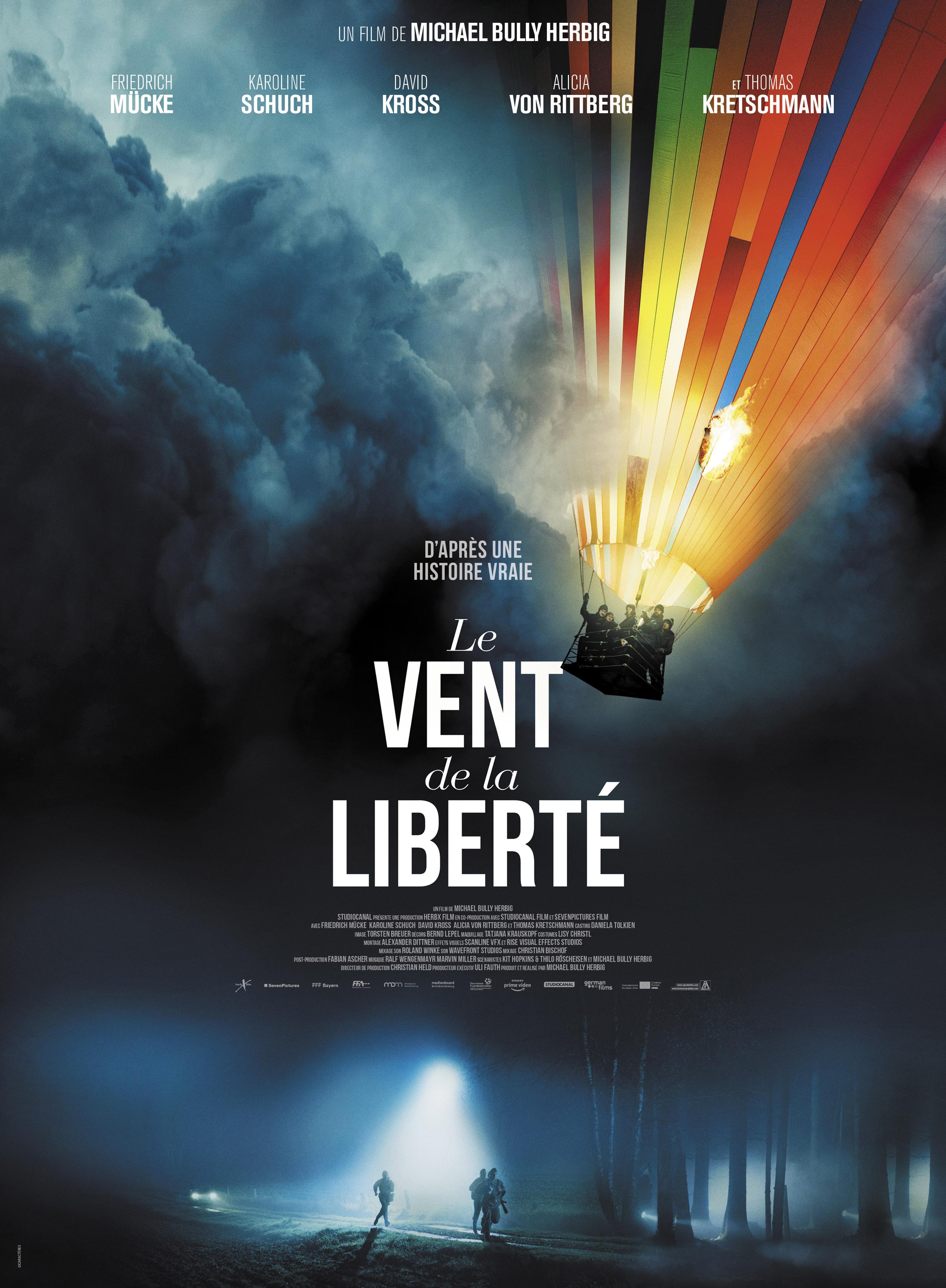 Le Vent de la Liberté - À l'Affiche