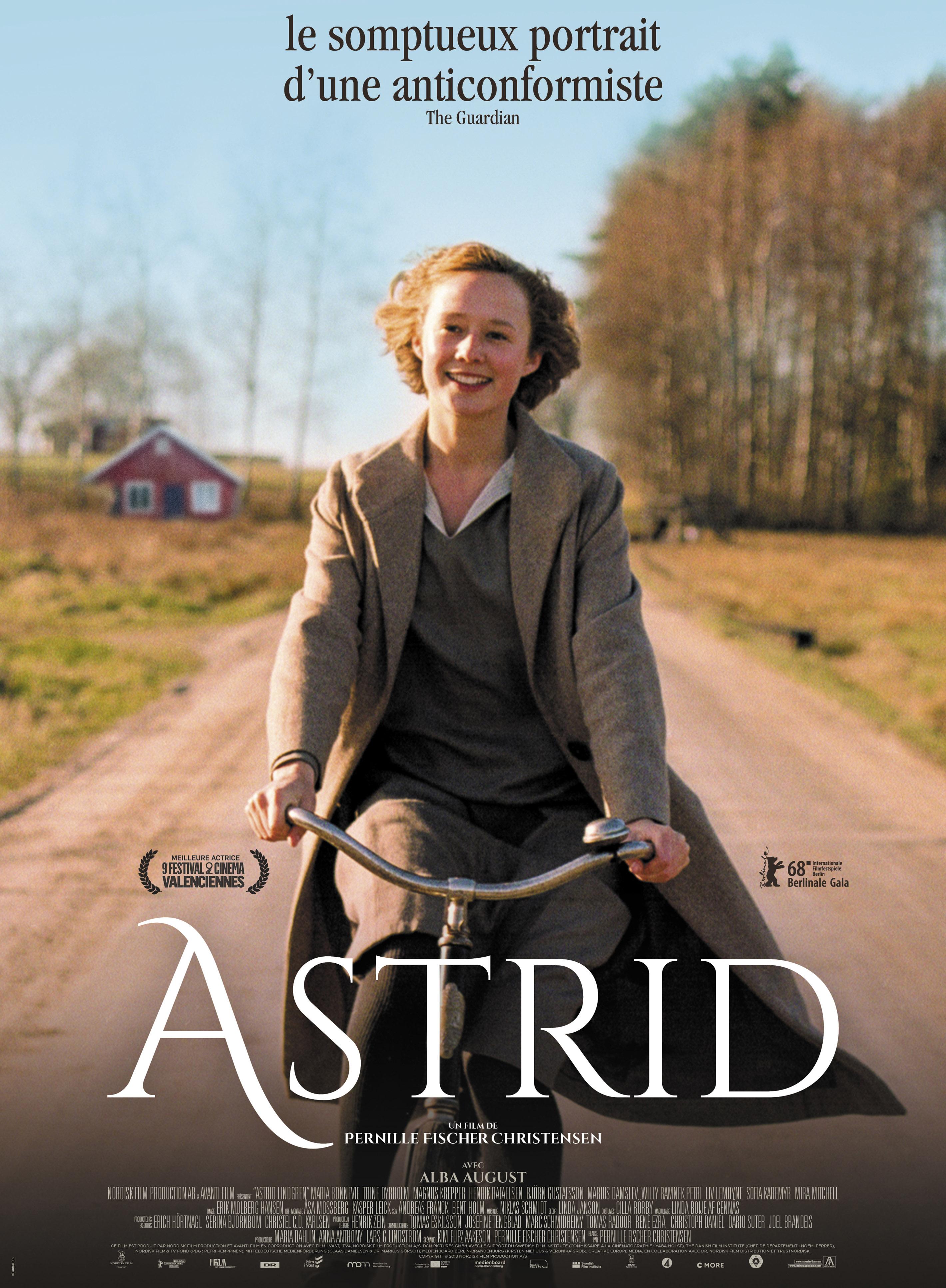 Astrid - À l'affiche